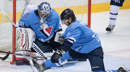 HOKEJ-KHL: Bratislava – Moskva slovan