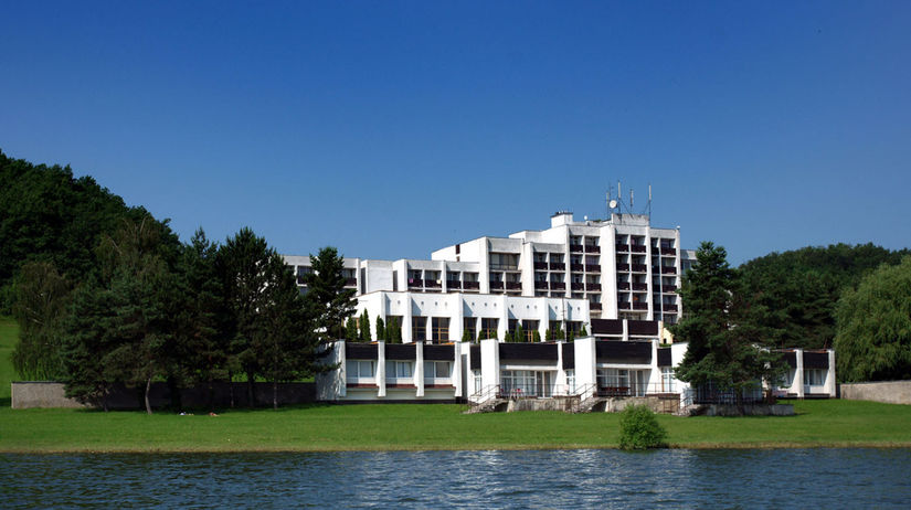 hotel Granit Zemplínska šírava