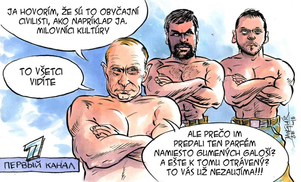 Karikatúra 14.09.2018