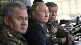 Rusko, Putin, Vostok