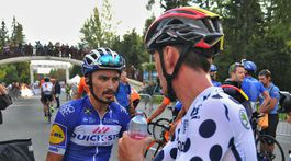 Slovensko Štrbské Pleso cyklistika Okolo 1. etapa POX