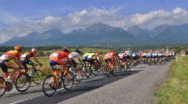 SR Cyklistika Okolo Slovenska 1.etapa POX