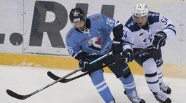 SR hokej KHL Slovan Dinamo Moskva BAX