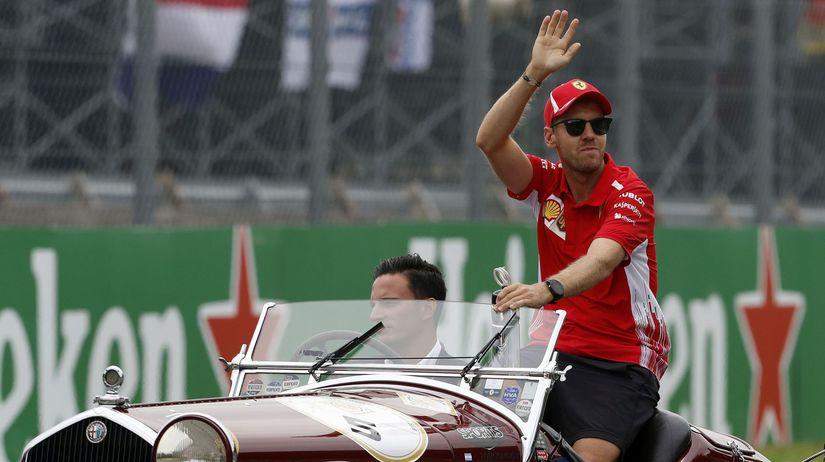 Taliansko Monza F1 VC zaujímavosti Vettel