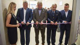 Hlavná stanica, Bratislava, čakáreň, otvorenie