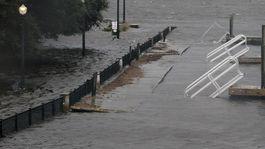 hurikán florence, počasie, usa