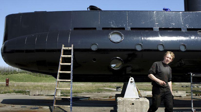 peter madsen, ponorka, vynálezca
