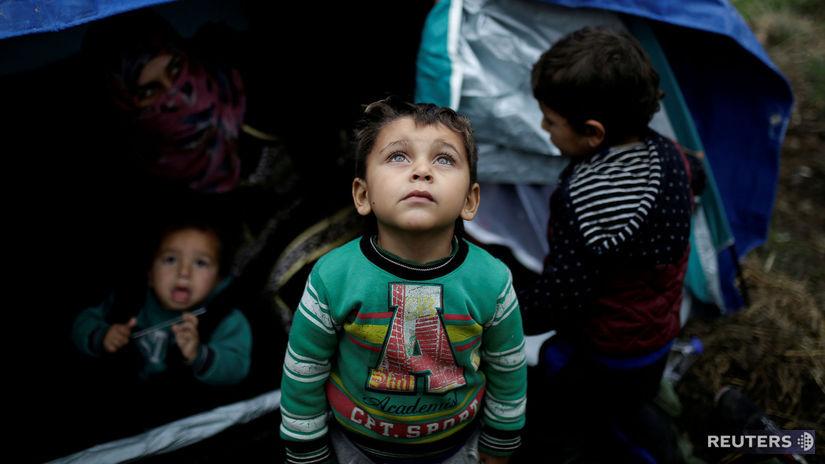 migrácia, grécko, utečenci
