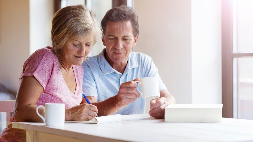 penzia, dôchodok, odchod do dôchodku