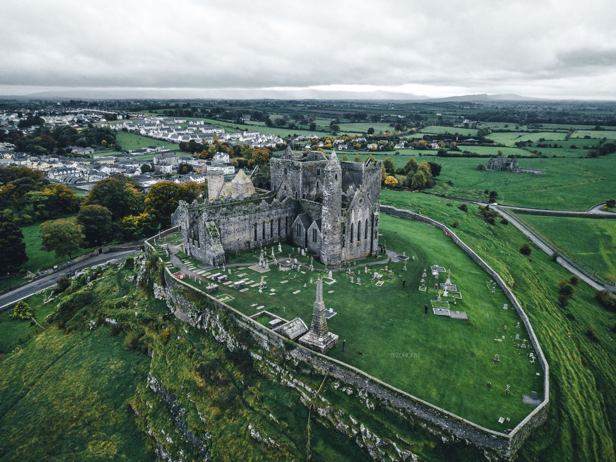 Rock of Cashel, Írsko