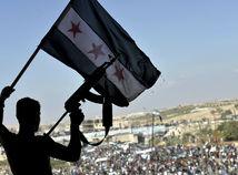 Sýria, Idlib, radikál, zbraň, vojna