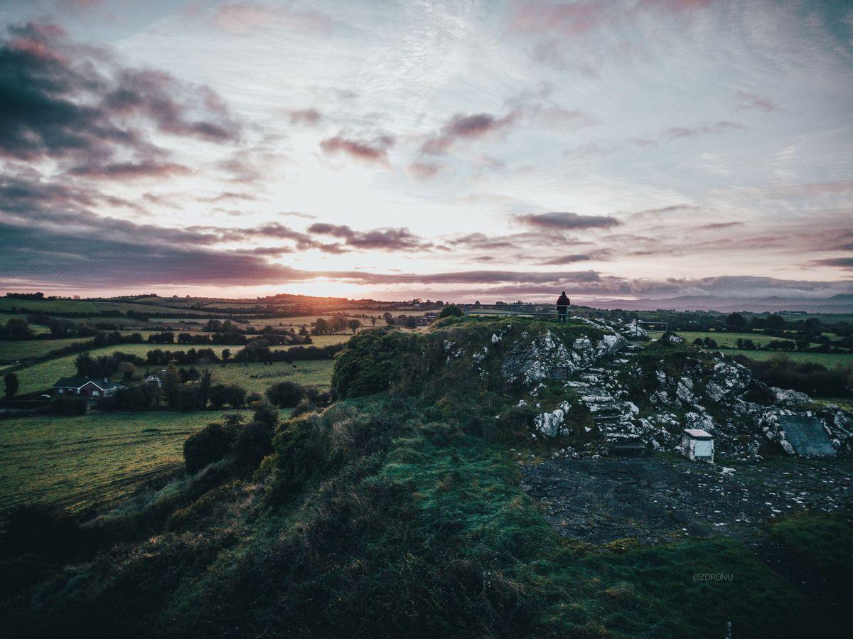 Vidiek grofstva Tipperary, Írsko