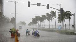 filipíny tajfún mangkhut