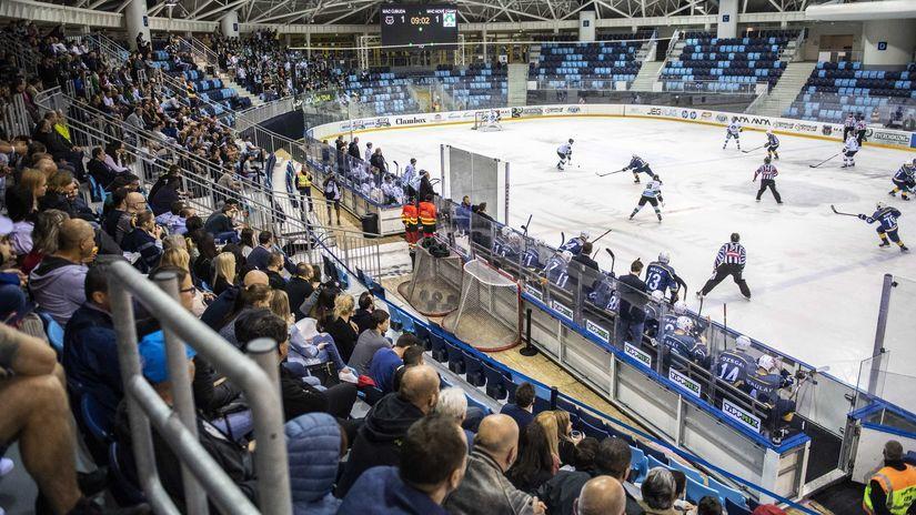Maďarsko hokej SR TL 1. kolo Budapešť Nové Zámky