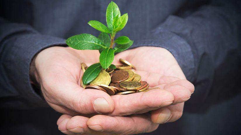 peniaze, mince, úspory