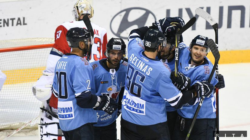 Slovan hokej khl