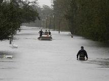 hurikán, florence, usa, záplavy
