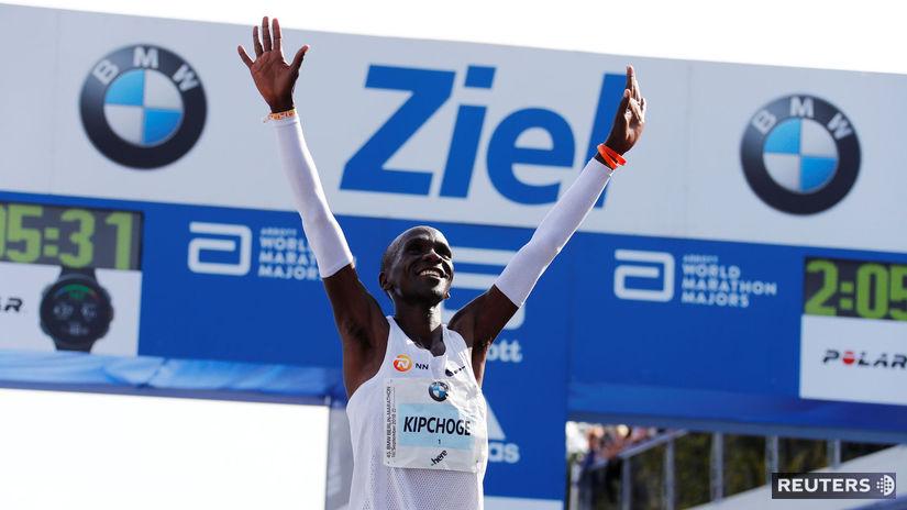 maratón kipchoge