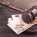 súd, peniaze, podielové vlastníctvo,