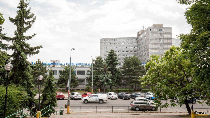 Kramáre nemocnica