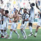 ronaldo juventus futbal
