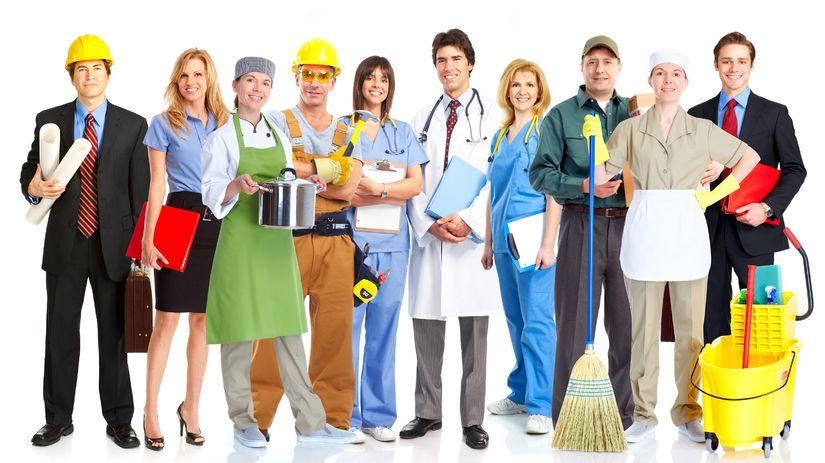 zamestnanie, profesia, práca, kariéra