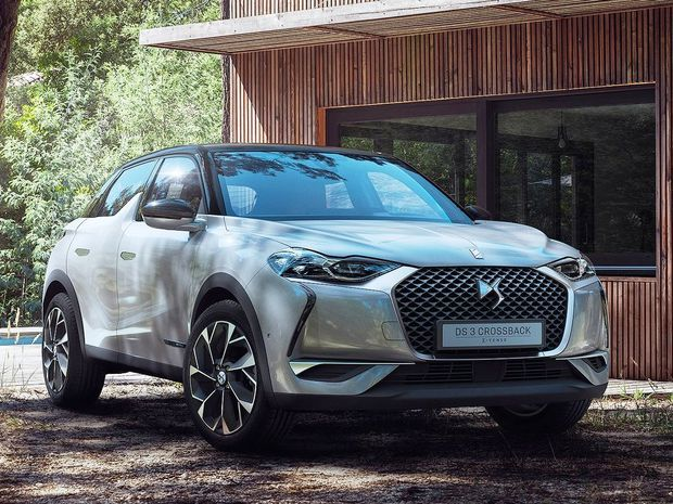 DS 3 Crossback - 2018