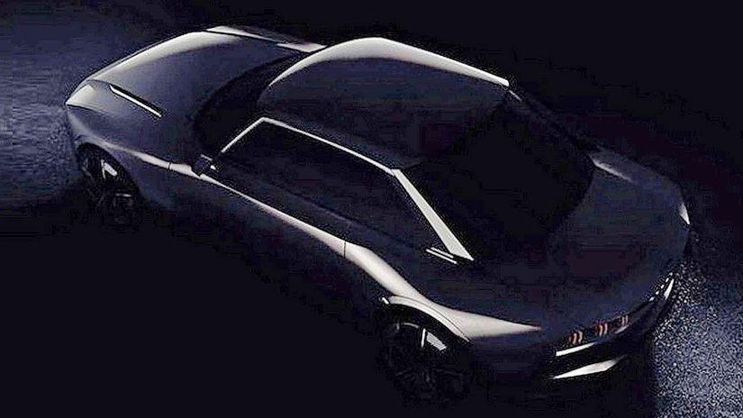 Peugeot - parížsky koncept 2018