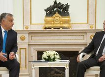 Rusko, Maďarsko, Putin, Orbán, návšteva