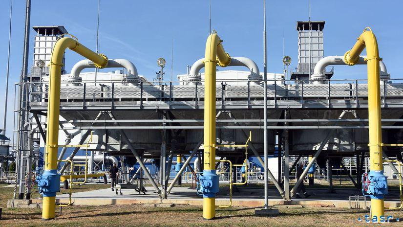 Veľké Kapušany Plynovod Výstavba