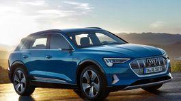 Audi e-tron - 2018