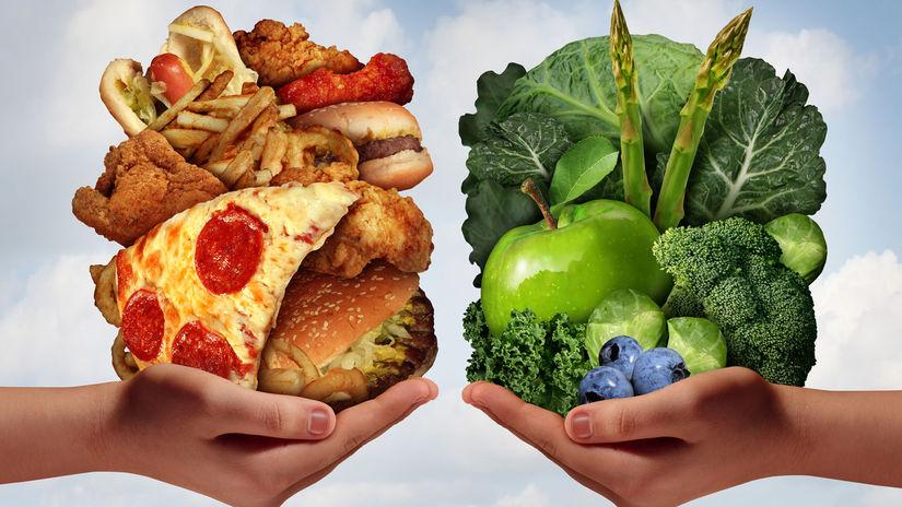 cholesterol. zdravá výživa, nezdravé jedlo,...