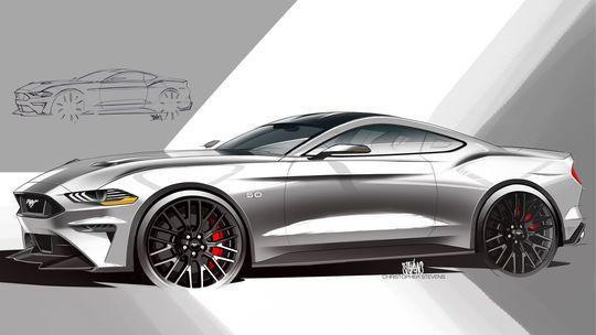 Ford Mustang: Americká ikona zvažuje 4x4 aj hybrid