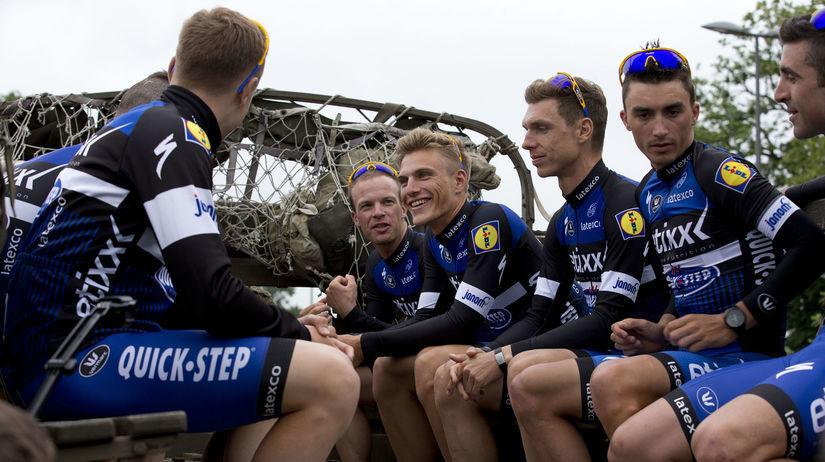 France Cycling Tour de France quick step