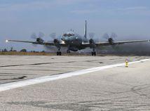 Sýria Rusko lietadlo trosky telá nájdenie