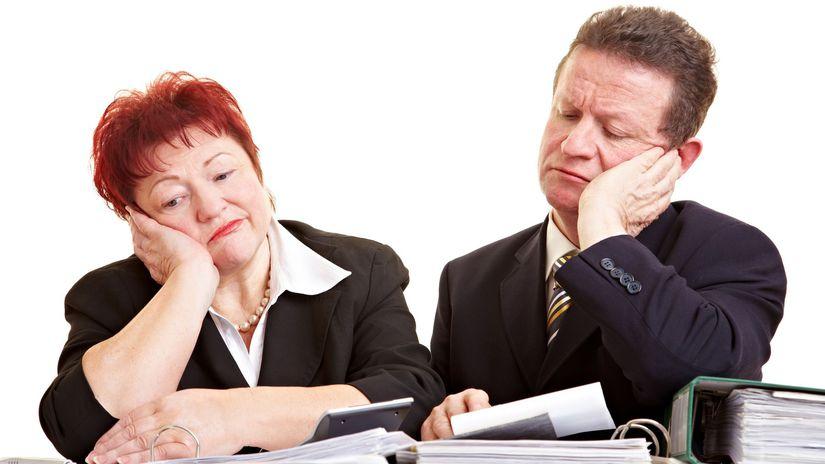 živnostníci, účty, dôchodok, zúfalstvo, odvody