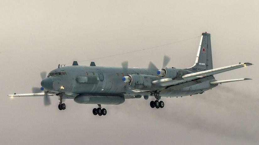 Ruské lietadlo Il-20