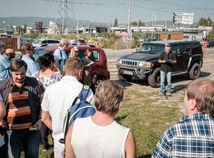 Ukrajinskí šoféri majú výhody, tvrdia naši