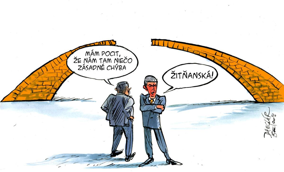 Karikatúra 22.09.2018