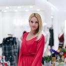 Moderátorka Marianna Ďurianová.