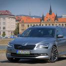 Test: Škoda Superb Combi L&K – český kráľ