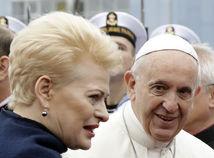 Litva Pápež Návšteva Pobaltie