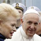 """Pápež v Litve: """"Som diabol, v porovnaní s Jánom Pavlom II."""""""