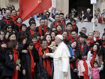 pápež, čína, vatikán,