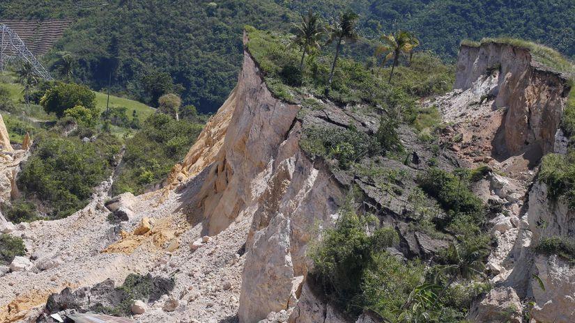 Filipíny počasie zosuv ďalší obete