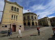 nórsko, parlament