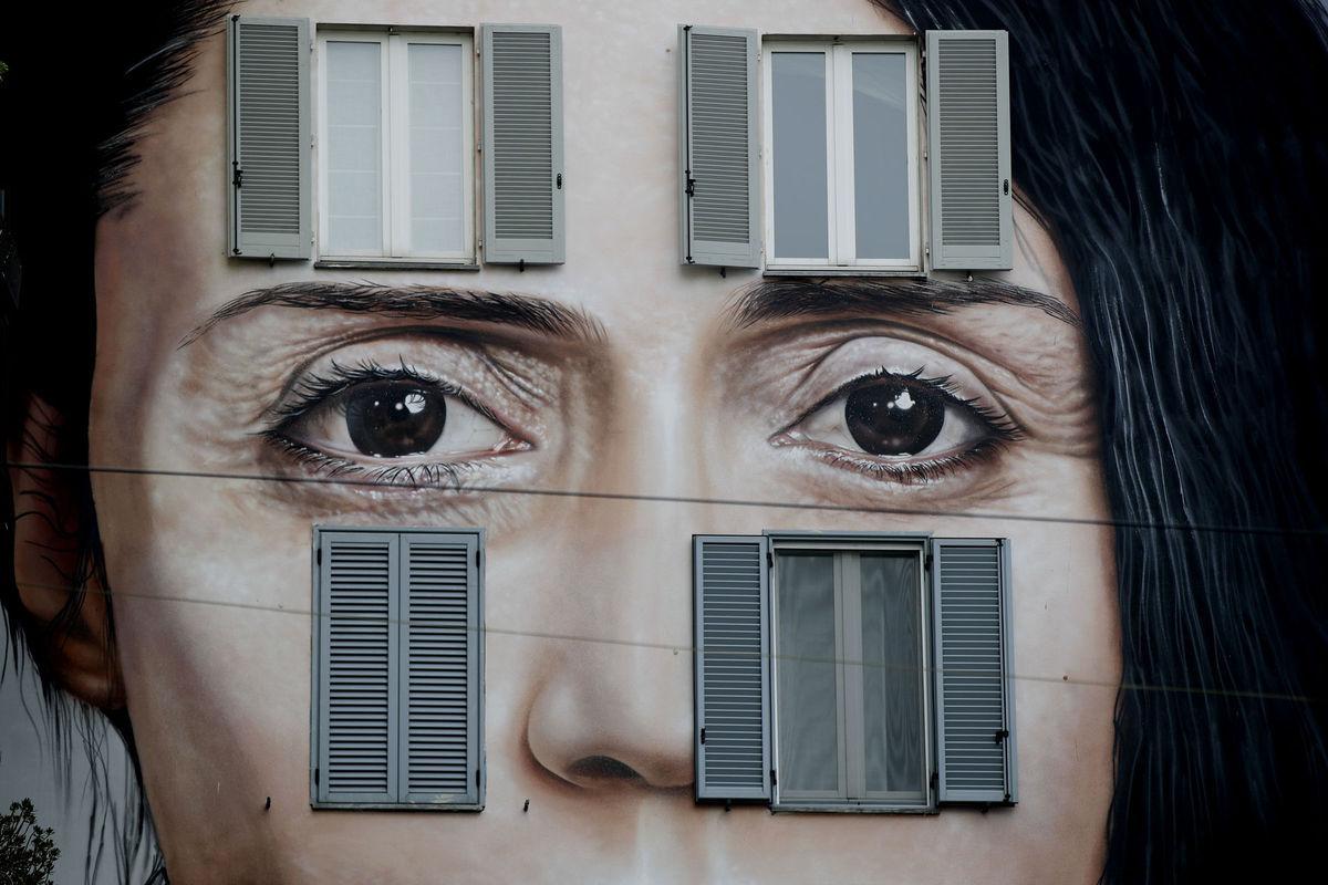Taliansko, Miláno, dom, Marina Abramovič