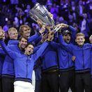 Tenis, výber Európy