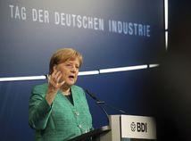 Nemecko Merkelová automobilový priemysel CO2 limity