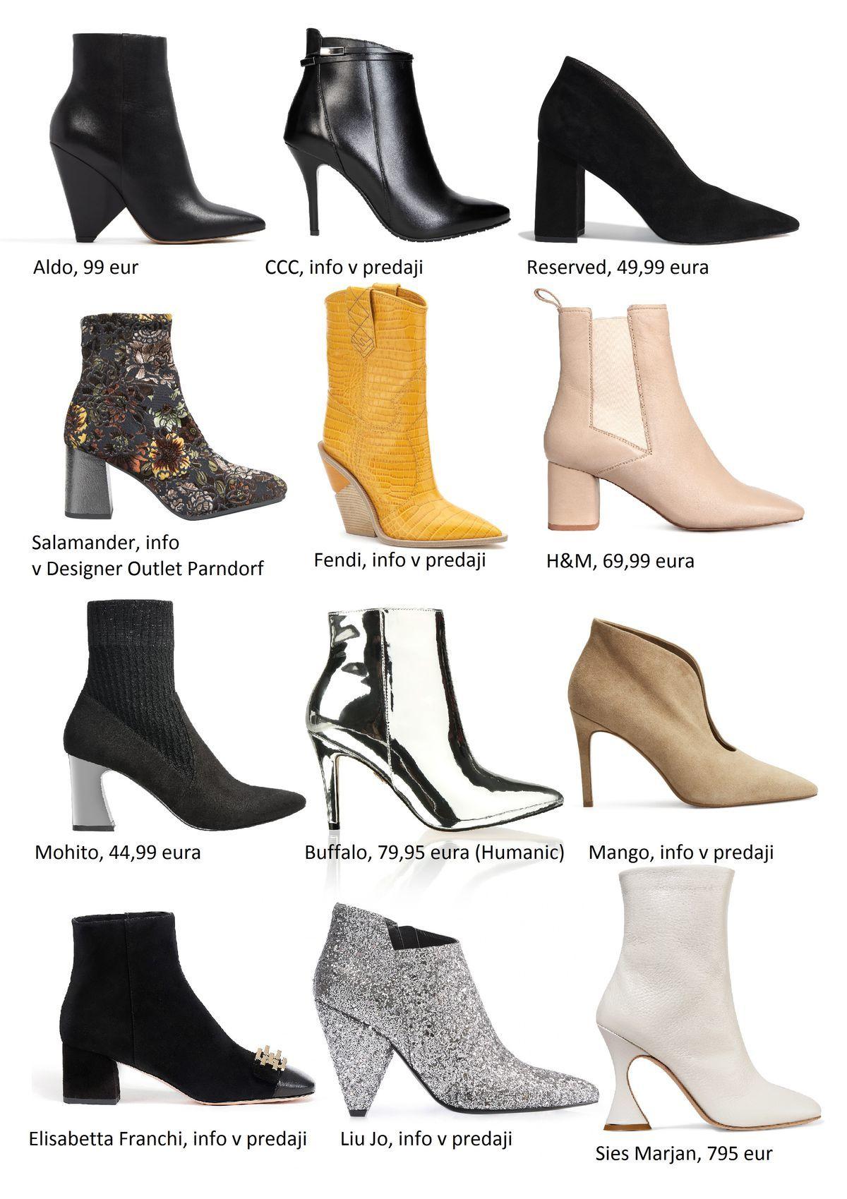 5fb5fe8a1ebc 12 trendových kúskov obuvi na jeseň  Takto vás neprehliadnu! - Krása ...
